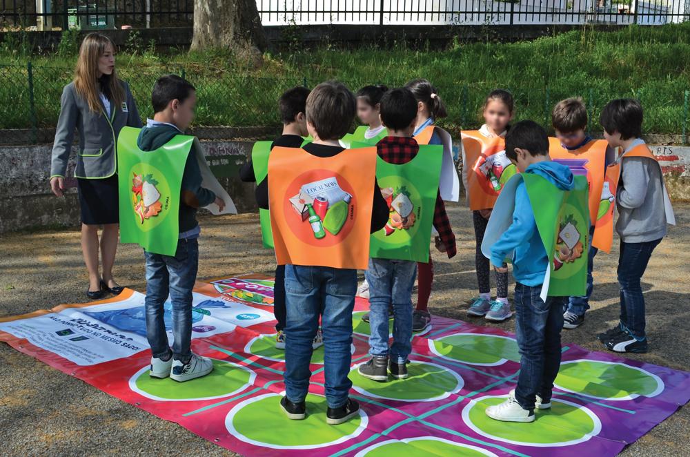 Educação e Sensibilização Ambiental
